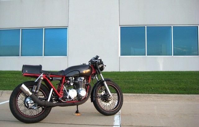 Bike Build/Flip: 1976 Honda CB550 Café Racer