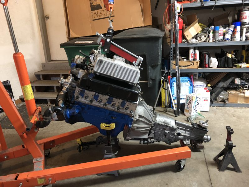 2 3 ecoboost in trackcar fox - Ford Mustang Forums : Corral